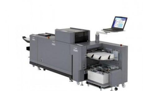 Duplo System 3500 - Broschüren/Heftmaschine