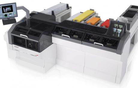 DS-1000, Kuvertiermaschine (c6 bis c5)